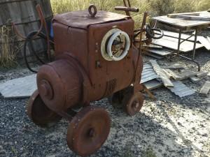 Kompressor Geschichte - druckluftkompressor