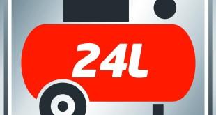 Kompressor 24l