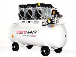 Kompressor 8 bar 100 l - Starkwerk