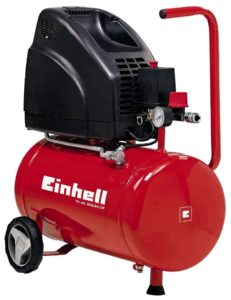 Kompressor 8 bar 24 l einhell