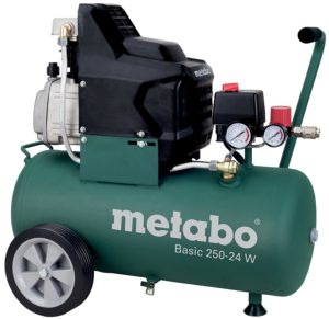 Kompressor 8 bar 24 l metabo