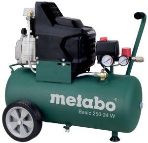 Kompressor 8 bar 24 l metabo