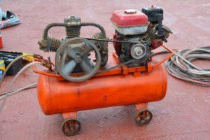 generator-Druckluftkompressor